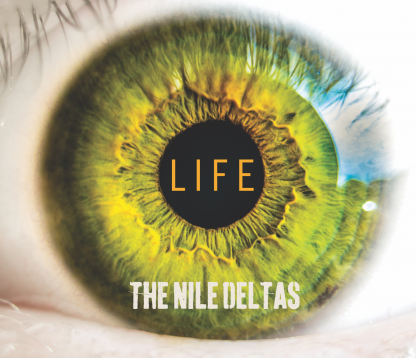 The Nile Deltas - Life EP - CD
